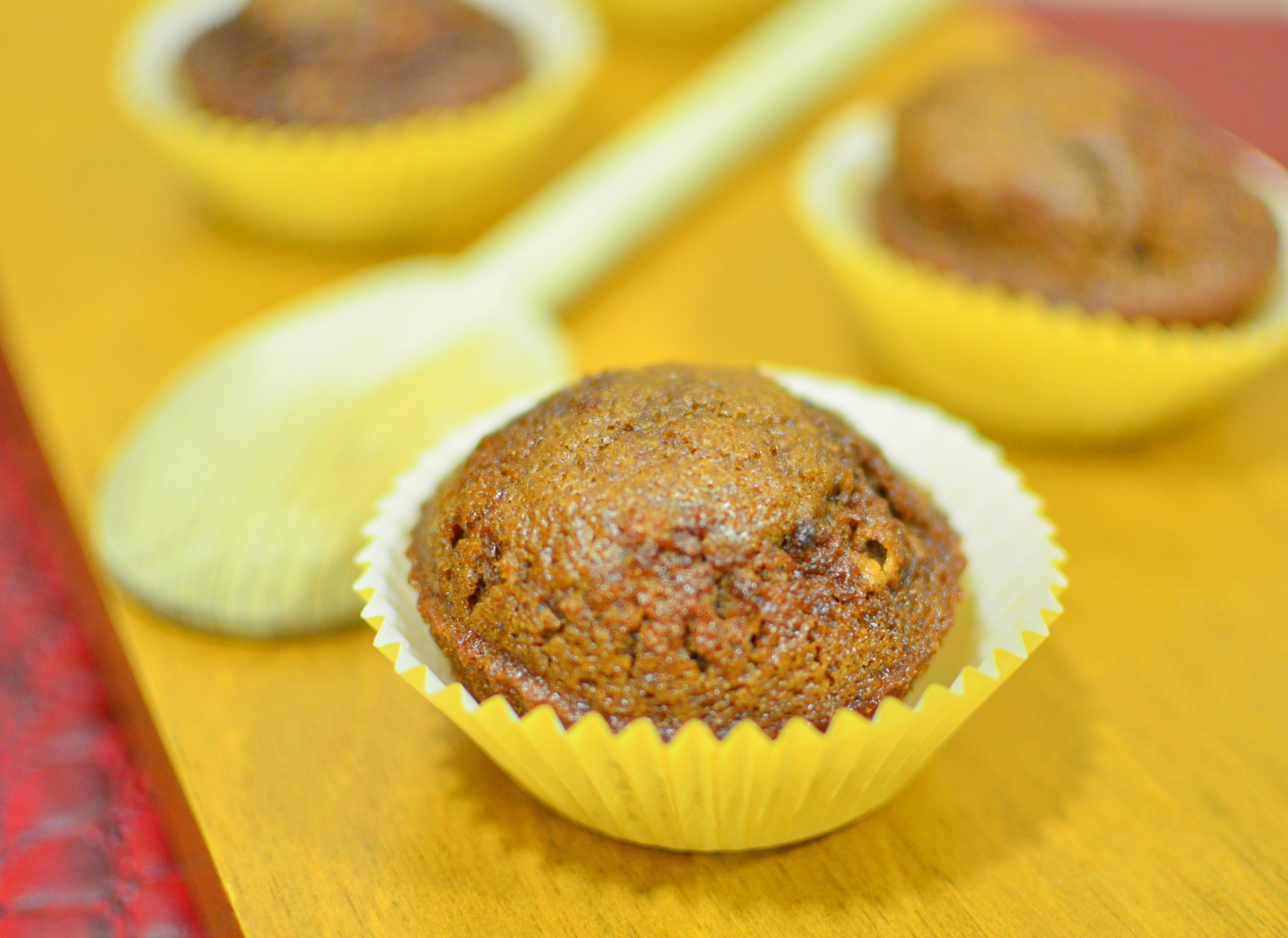 Chocolate & Orange Muffins
