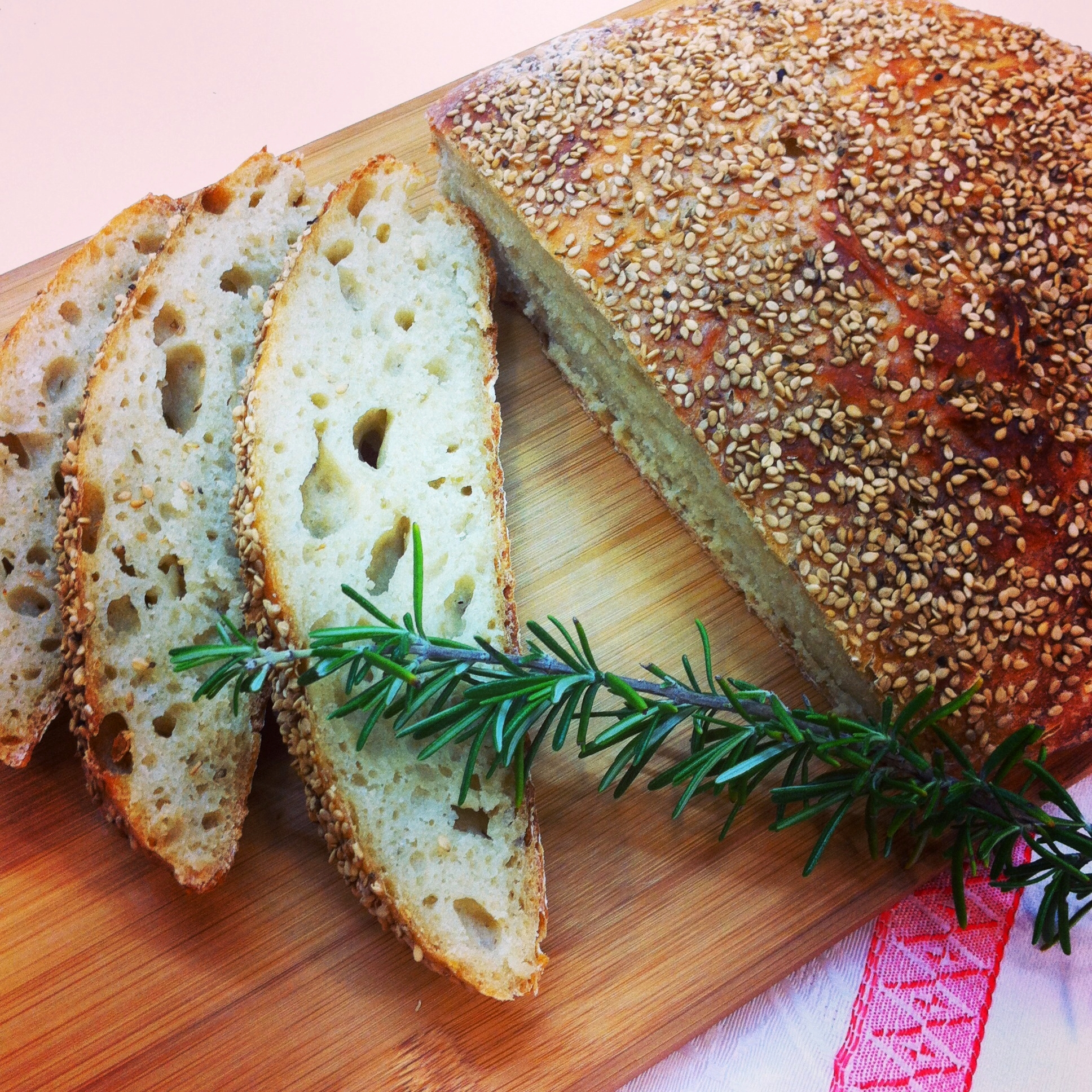 Pão no Tacho